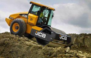 JCB Compactor