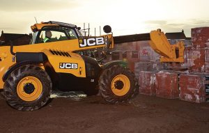 JCB's new TELESCOPIC HANDLER